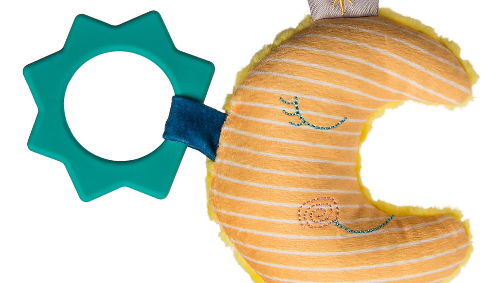 Mary Meyer Cosmo Teether Rattle