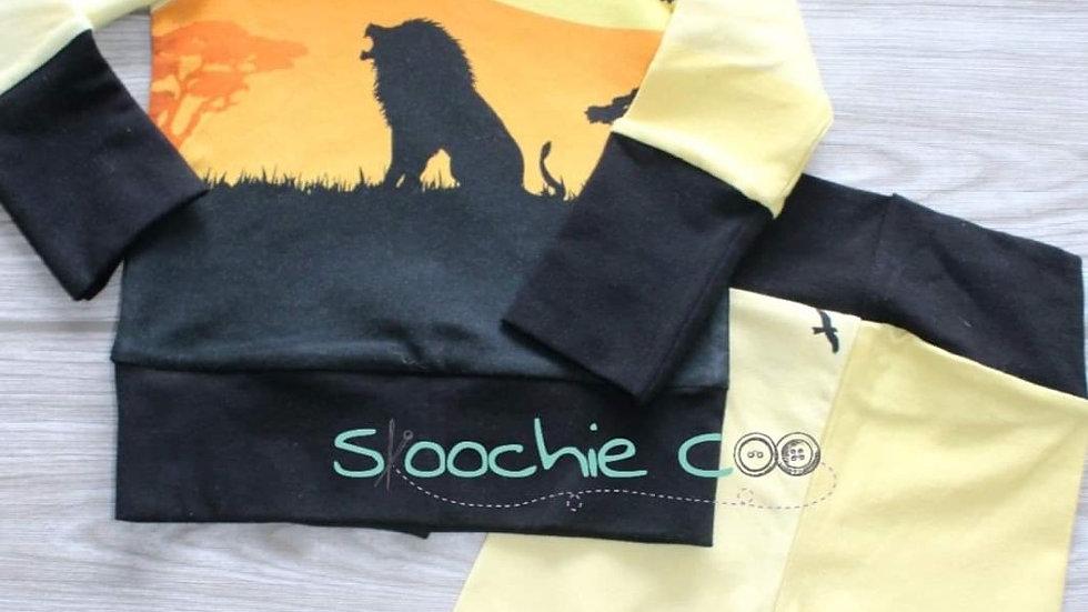 Skoochie Coo Grow Set Lion