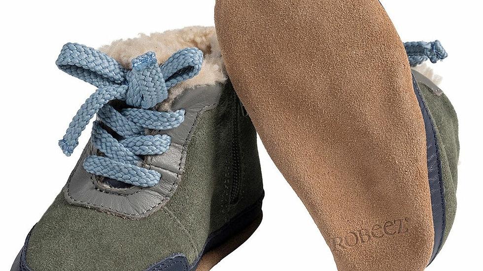 Robeez Soft Sole Wyatt Boot 0-6m