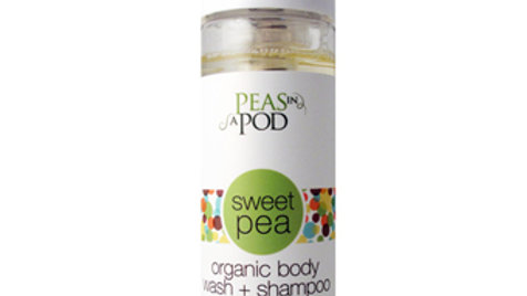 Peas in a Pod Organic Shampoo and Body Wash