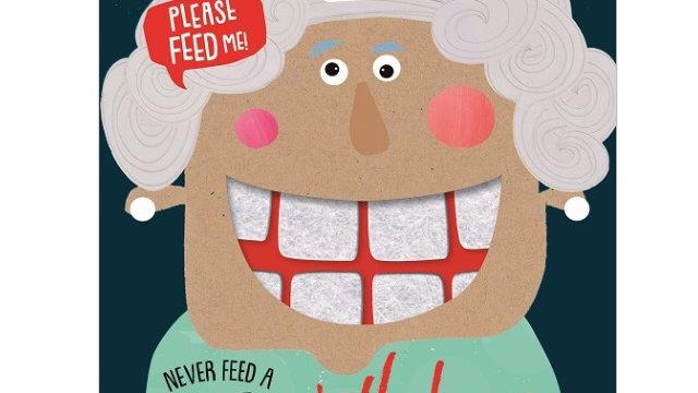Never Feed A Queen a Jellybean Board Book