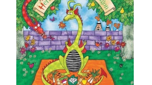 Herb The Vegetarian Dragon Book