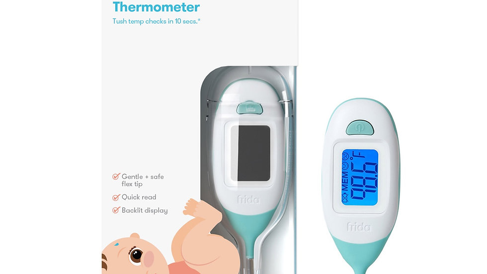 Fridababy 3-in-1 True Temp Thermometer