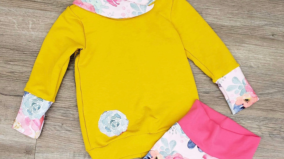 Rock Me Mamma & Baby Grow Tunic 3-12m