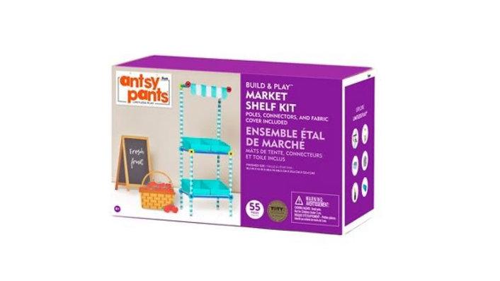 Antsy Pants Build & Play Market Kit