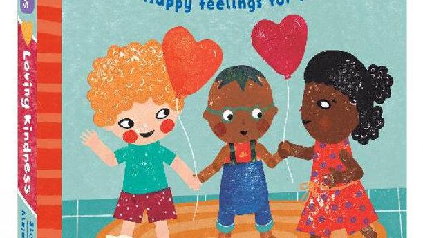 Barefoot Books Mindful Tots Loving Kindness Board Book