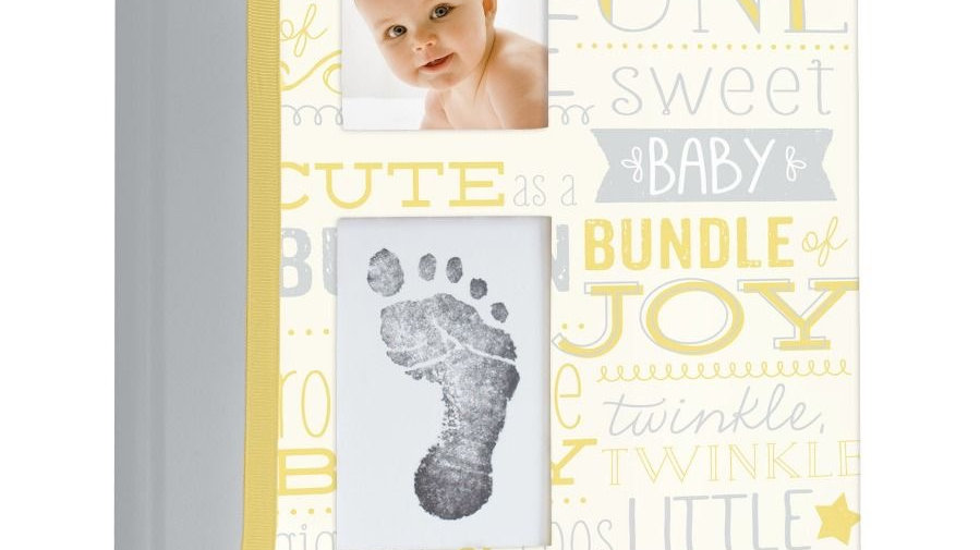 Little Blossoms Baby Book