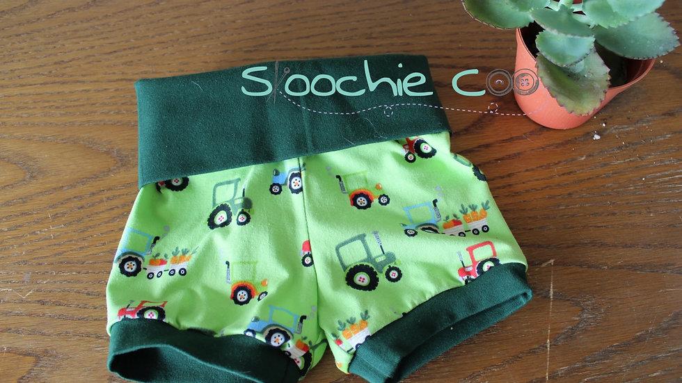 6-9m Skoochie Coo Shorts!