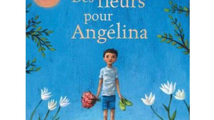 Barefoot Books Des fleurs pour Angelina Paperback Book