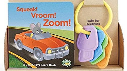Green Toys My First Keys Set