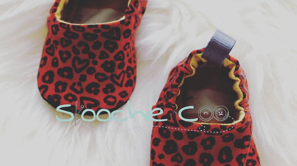 Skoochie Coo Booties NB-24m