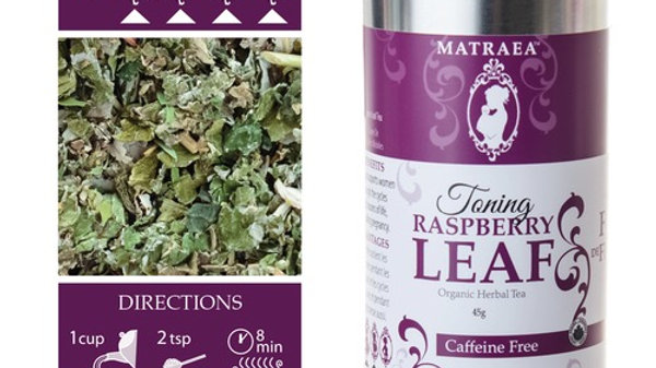 Matraea Toning Raspberry Tea
