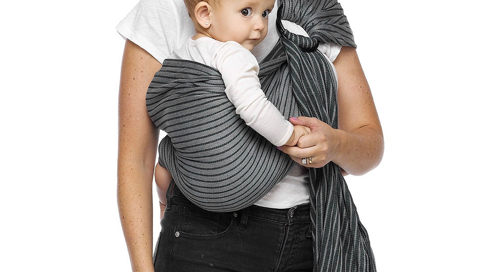 Moby Ring Sling Jet Ribbons