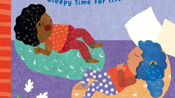 Barefoot Books Mindful Tots Rest & Relax Board Book