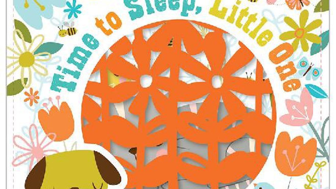 Felties Time to Sleep Little One Board Book