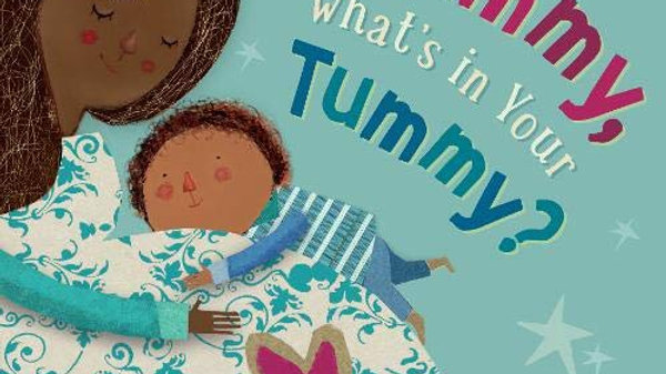 Barefoot Books Mummy, What's in Your Tummy Board Book