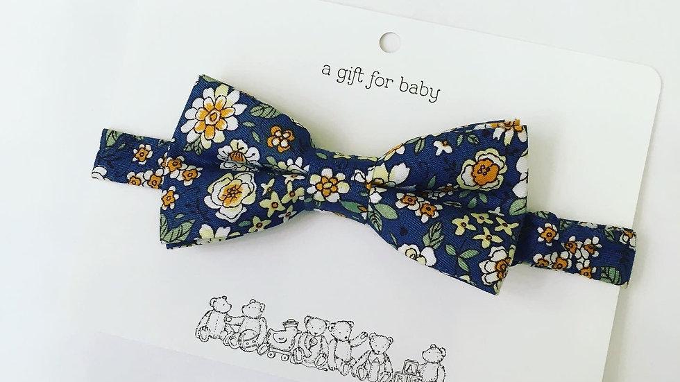 Child's Bow Tie Print