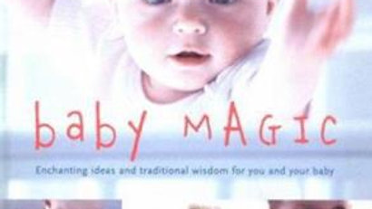 Baby Magic Hardcover Book