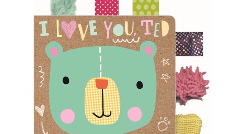 I Love You, Ted Board Book