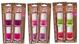 Piggy Paint Stocking Stuffer Set