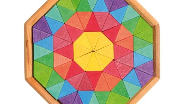 Grimm's Mini Puzzle Octagon
