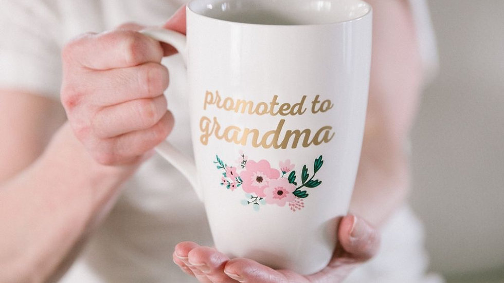 Pearhead Promoted To Grandma Mug