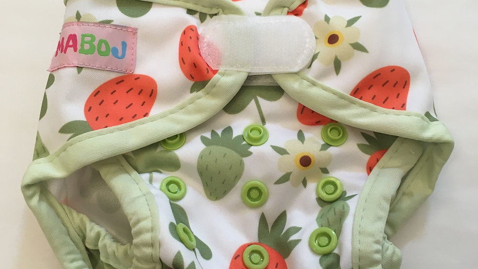 Newborn Prefold Covers Velcro
