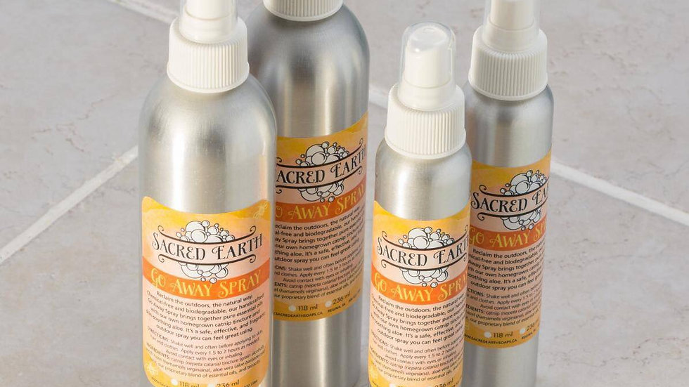 Sacred Earth Natural Insect Repellent 236ml