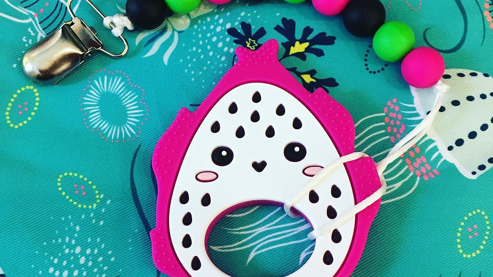 Swoon Baby Chews - Dragon Fruit Chew Clip