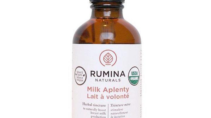 Rumina Milk Aplenty