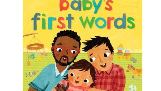 Barefoot Books Baby's First Words Boarf Book