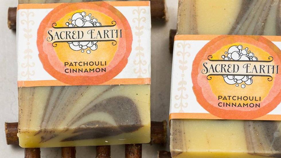 Sacred Earth Bar Soap