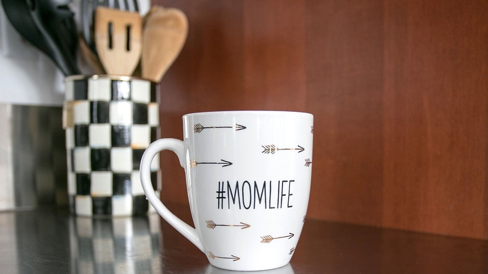 Pearhead #Momlife Mug