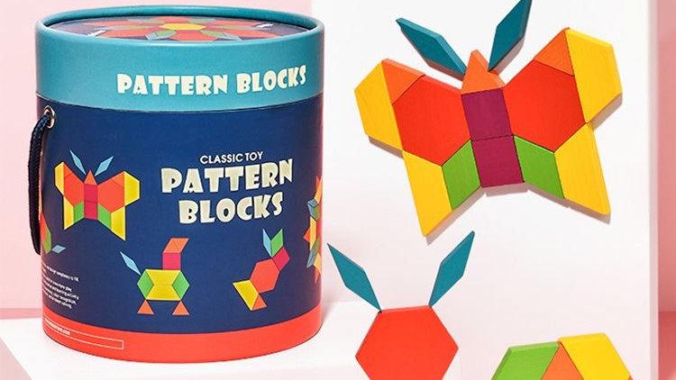 Mideer Pattern Blocks