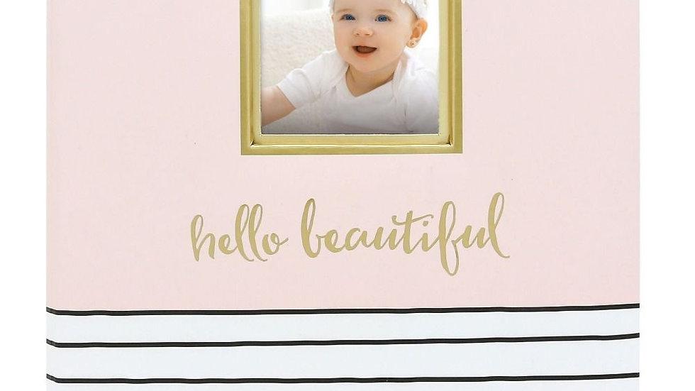 Pearhead Memory Book Pink