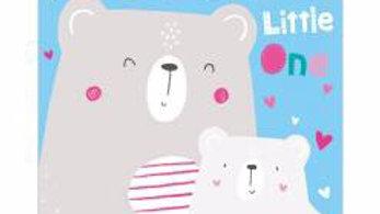 I Love You Little One Board Book