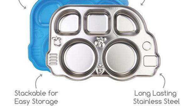 Innobaby Stainless Steel Bus Platter