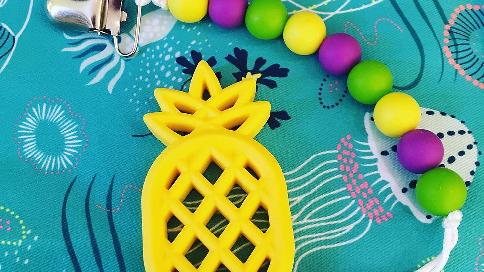 Swoon Baby Chews - Pineapple Chew Clip