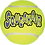 Thumbnail: KONG Air Squeaker Tennis Ball