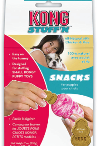 KONG Snacks Puppy