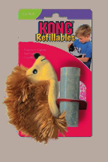 KONG Cat Hedgehog with Refillable Catnip