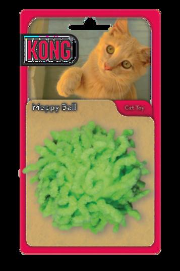 KONG Cat Moppy Ball (8cm)