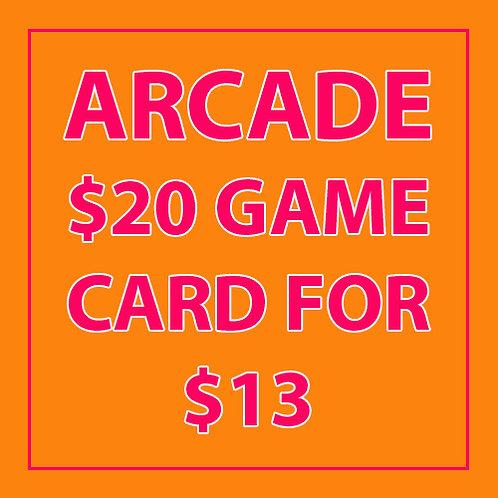 Arcade Card