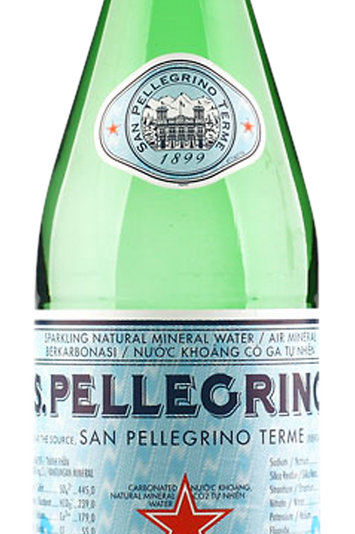 Sparkling Water - 750ml bottle