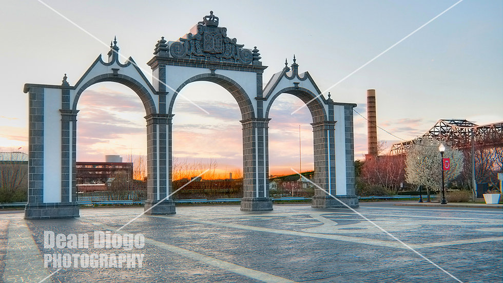 The gates of the city