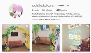 Rochelle's Animal Balloons