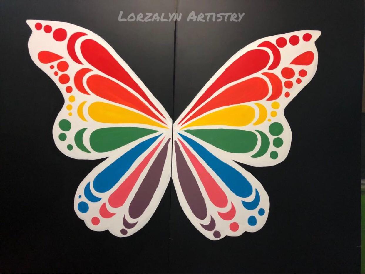 Rainbow EIF Wing Mural.jpg