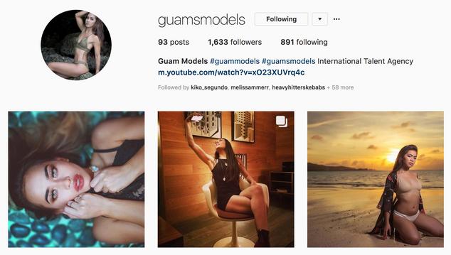Guams Models