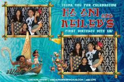 Ha Ani and Keileb Birthday 30