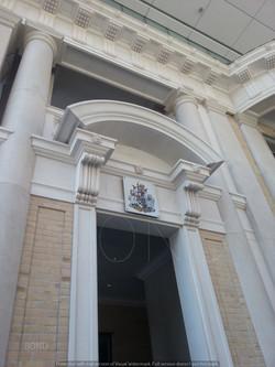 RCMI entrance